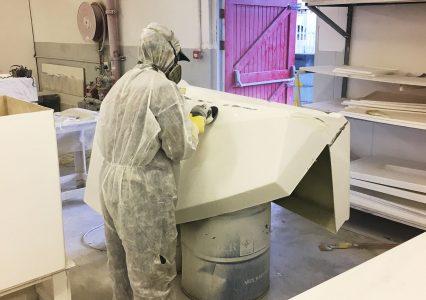 Marine industry – boat builders – 2018